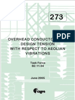 CIGRE TB 273-Safe Design Tensions - ASCR Conductors.pdf