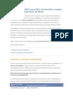 Convertir documentos office.docx