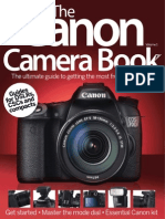The Canon Camera Book Volume 1 - 2014 UK