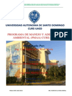 Plan de Manejo Ambiental Final