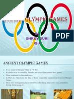 Modern Olympic Games