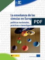 Enseñanza de Las Ciencias en Europa 2011