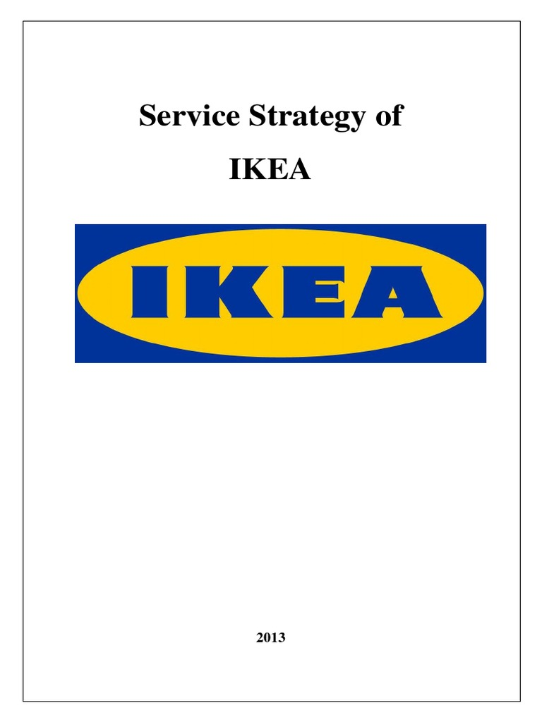 ikeas strategic management Free essay: executive summary in this assignment, it mainly explains focus on the strategic management process there are 3 main part of the assignment where.