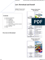 Wiimms Mario Kart_ Download and Install - Custom Mario Kart