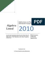 Algebra Lineal con la TI Voyage 200