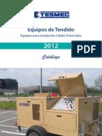 Tesmec-Stringing Equipment for Underground Cables 2012-ES.PDF
