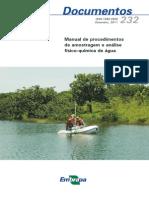 Documentos_Embrapa Florestas_Manual de procedimentos de amostragem e análise físico-química de água 2.pdf