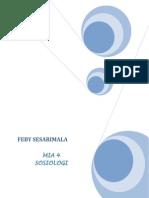 FEBY SOSIOLOGI
