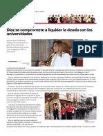 Díaz se compromete a liquidar la deuda con las universidades.pdf