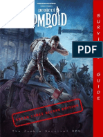 Project Zomboid Survival Guide- Steam Version