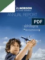 Annual ReportJL MORRISON 2014