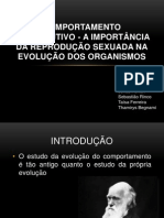 Comportamento Reprodutivo - A importância da reprodução sexuada.pptx