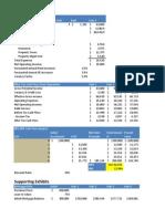 4 Unit Apt Bldg Analysis 9-4-14