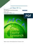Research Report JPM