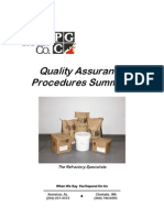 QA Procedures Summary.pdf