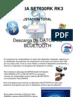 Descarga de DATOS v%EDa BLUETOOTH.ppt
