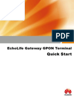 Gateway ONT Quick Start