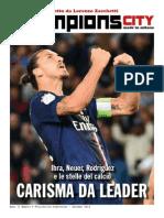 Champions City num.8 (ottobre/novembre 2014)