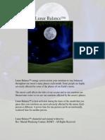 Lunar Balance