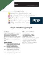 Scamper Design Activity