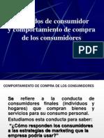 Clase Marketing Semana 13  Mercados de consumo y Mercados corporativos Comportamiento de compra de los consumidores.pptx