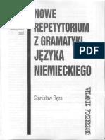 Stanisław Bęza - Repetytorium Z Gramatyki J Niemieckiego.pdf