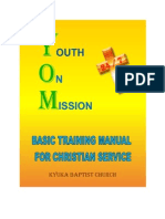 Youth on Mission