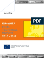 EUnetHTA JA FinalTechnicalReport2010 2012FinalVersion20130531 0