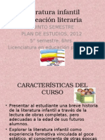 PRESENTACIÓN PPT. DE PROGRAMA DE LITERATURA INFANTIL LPP.ppt