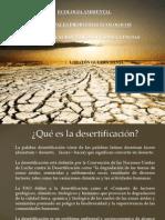 Ecologia Ambiental- Desertificación.pptx