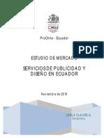 Estudio Mercado Ecuador
