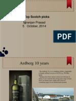 Top Scotch Buys