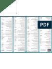 HTML5 Visual Cheat Sheet (Reloaded)