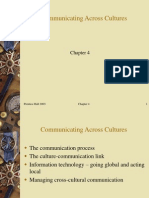 Communicating Across Cultures ch04