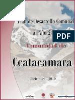 PLAN DE DESARROLLO CCATACAMARA.pdf