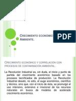 Crecimiento económico y Medio Ambiente.pptx