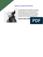 Scheda sintetica su Jacques-Renè Hebert