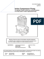 44633 Series DeVilbiss Compressor Pump