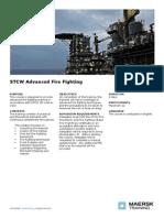 STCW Advanced Fire Fighting (1)