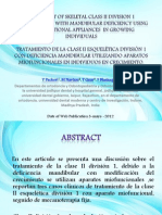 TREATMENT OF SKELETAL CLASS II DIVISION 1 MALOCCLUSION.pptx