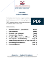 elearning studenthandbook 2014-2015 rev20140821 cmp