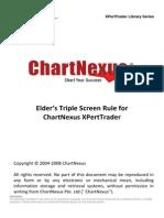 Elder Triple Screen Rule for XpertTrader
