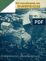 La mision salesiana de isla Dawson de Fernando Aliaga