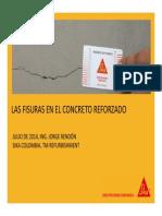 Conferencia Fisuras en el Concreto.pdf