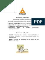 7ª aula - Organização Empresarial - Modelagem do Trabalho.docx