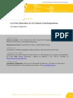 La Crisis Educativa en la Cultura Contemporánea.pdf
