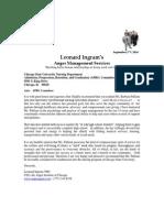 Prembani Letter 2014