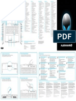 Alienware m17x r4 Setup Guide Nl Nl