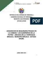 Microsoft Word - ADQUISICION DE MAQUINARIA PESADA.pdf