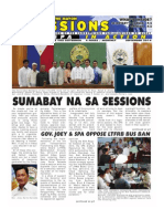 The Mayon Sessions September Issue